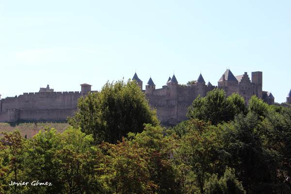 Ciudad fortificada de Carcasona