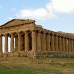 Los templos de la antigua ciudad de Akragas
