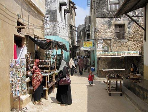 Antigua Ciudad Lamu