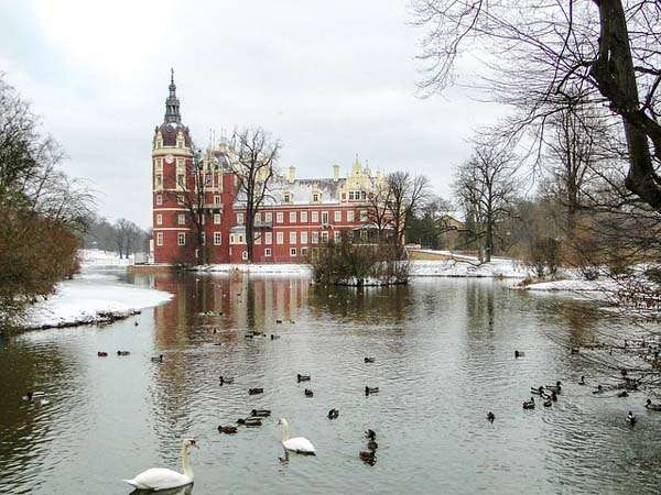 Bad Muskau en Alemania