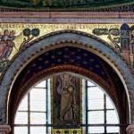 Arte bizantino en la Basílica de Eufrasio, en Porec