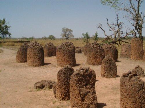 Círculos Megalíticos de Senegambia (Gambia)