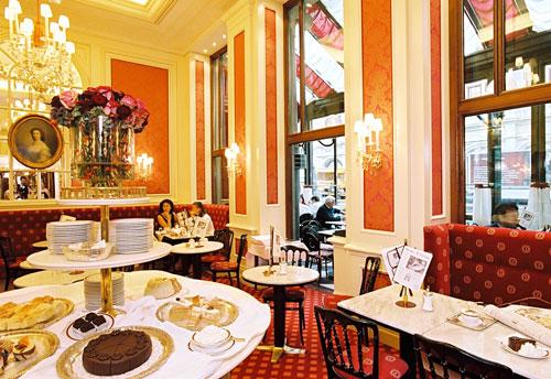Cafes de Viena