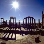 Las ruinas de Cartago, en Túnez