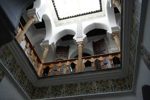 Kasbah de Argel