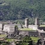 Los castillos de Bellinzona
