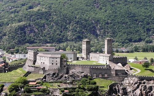 Castillo Bellinzona