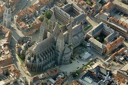 Catedral Notre Dame de Tournai