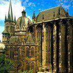 La Catedral de Aquisgrán, en Alemania
