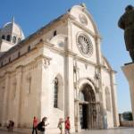 La Catedral de Santiago, maravilla en Sibenik
