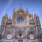El centro histórico de Siena