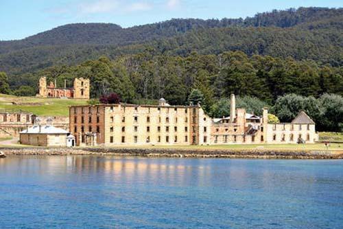 Centros Penitenciarios Australia