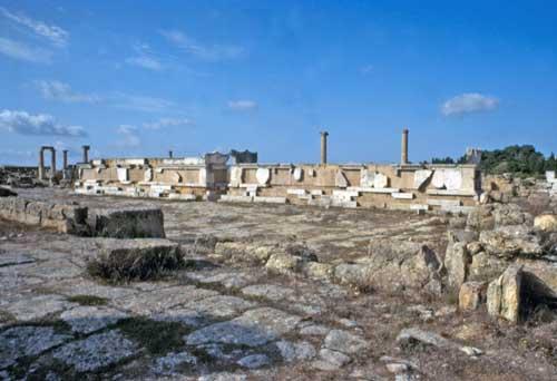 Ruinas de Cirene