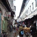 La Ciudad de Piedra, en Zanzibar