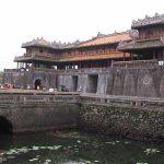 La ciudadela de Hué, antigua capital de Vietnam