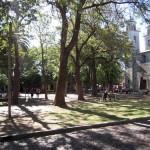 El barrio histórico de Colonia del Sacramento, en Uruguay