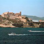 El Castillo de Almudayna, en Ibiza
