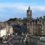La Ciudad Vieja de Edimburgo