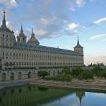 El Real Sitio de San Lorenzo de El Escorial, en Madrid