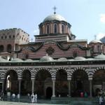 El Monasterio de Rila, en Bulgaria
