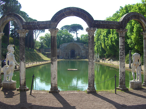 Estanque-Villa-Adriana