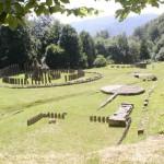Las fortalezas dacias de las montañas Orastia