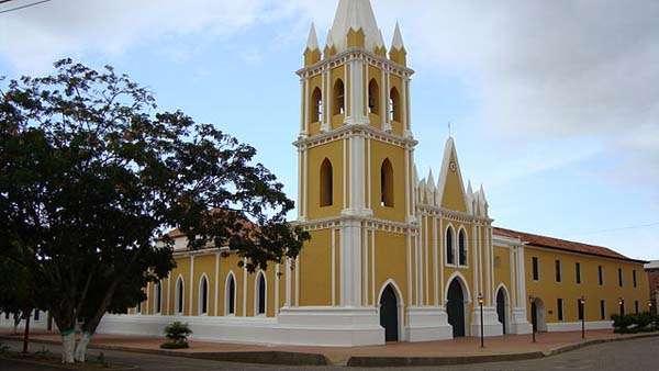 Iglesia en Coro Venezuela