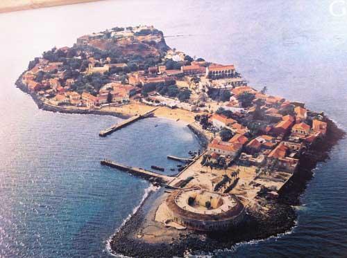 Isla de Gorea