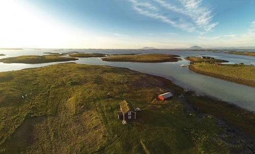 Islas Vega en Noruega