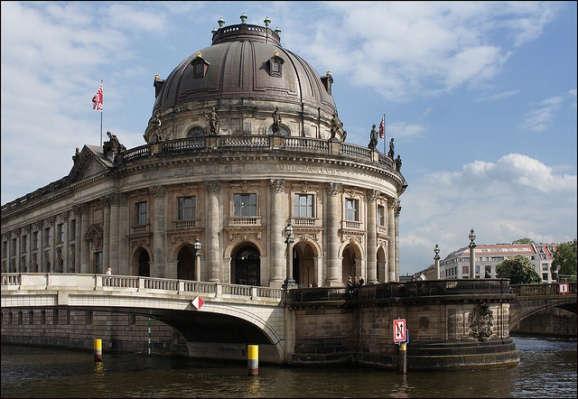 Islas de los Museos Berlín