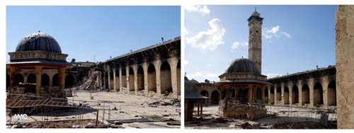La Mezquita de Alepo