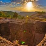 Las iglesias de piedra de Lalibela