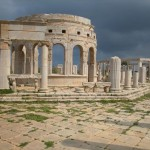 Leptis Magna, en Libia