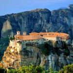Meteora, monasterios para la contemplación en Kalambaka