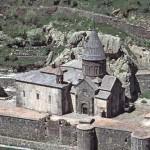 El monasterio de Geghard, en Armenia