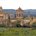 El monasterio de Poblet, Tarragona