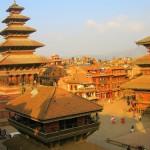 El Valle de Katmandú, en Nepal