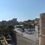 Las imponentes murallas de Dubrovnik