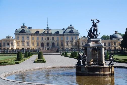 Palacio Drottningholm
