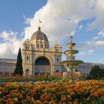 El Palacio Real de Exposiciones y Jardines Carlton, Australia