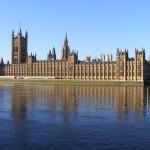 Palacio de Westminster, Inglaterra