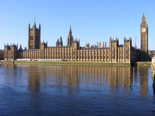 Parlamento-Británico