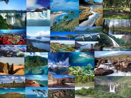 Patrimonios Naturales de la Humanidad