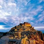 El Monte Tai, la montaña sagrada de China
