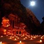 Petra, tan antigua como el tiempo