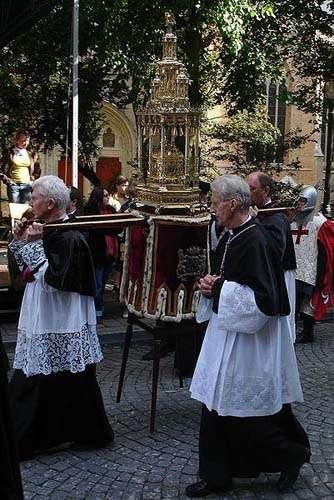 Procesión de la Santa Sangre de Brujas