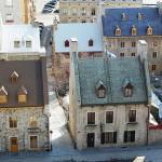 La ciudad vieja de Quebec