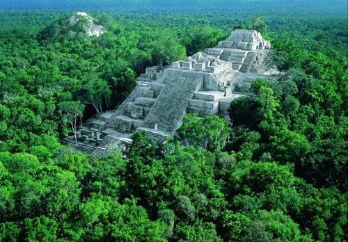 Ruinas-de-Calakmul