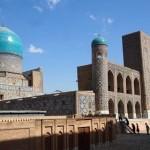 Samarcanda, una antigua joya en Uzbekistán