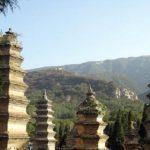 Bosque de Pagodas del Monasterio de Shaolin, en China